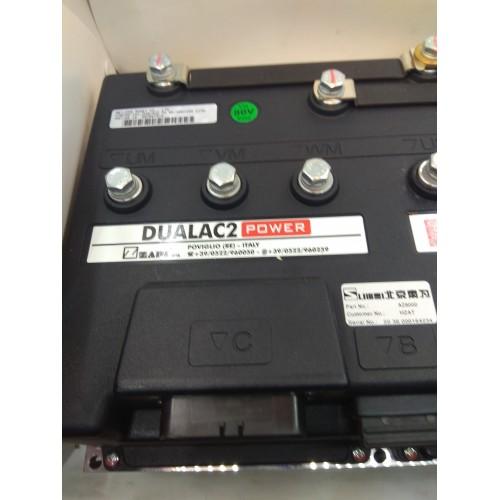 Контроллер (блок управления)  ZAPI погрузчик Dalian FZ8152-INV. DUALAC2 PW 80/400+400