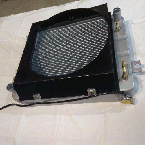 Радиатор водяной Dalian, Heli, HC, Goodsense