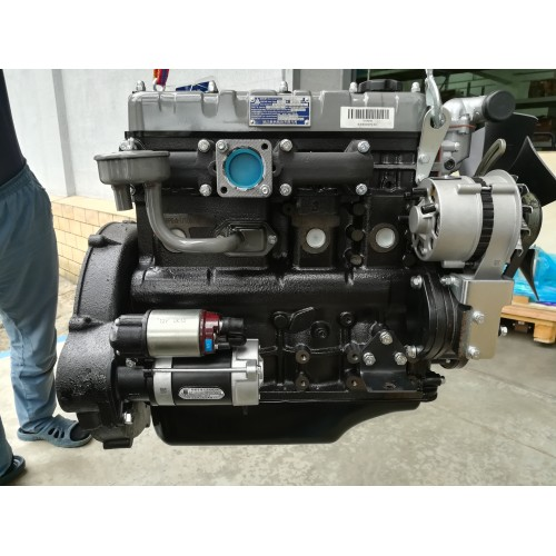 Дизельный двигатель Xinchai NC485BPG в сборе (Hc, Hangcha)