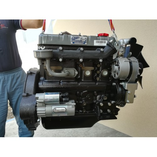 Дизельный двигатель Xinchai NC485BPG в сборе (Heli, Jac, Maximal)