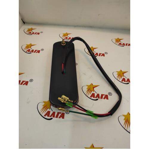 Фара передняя поворотник  (QXD160x48, GR501-730000-000)