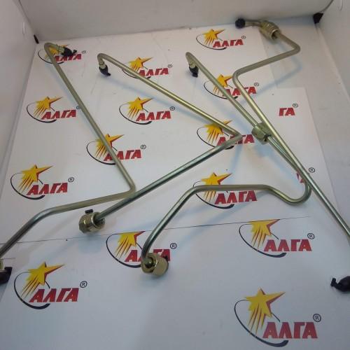 К-т топливных трубок ВД форсунок CA498 (1129015BX97 +1129025ВХ97 +1129010ВХ97)