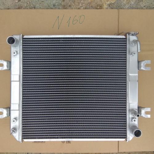 Радиатор водяной 2-3 т. Yanmar  (R9621-331000-000)