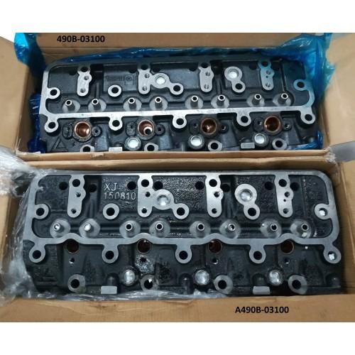 Головка блока цилиндров 490 (под толстую форсунку)