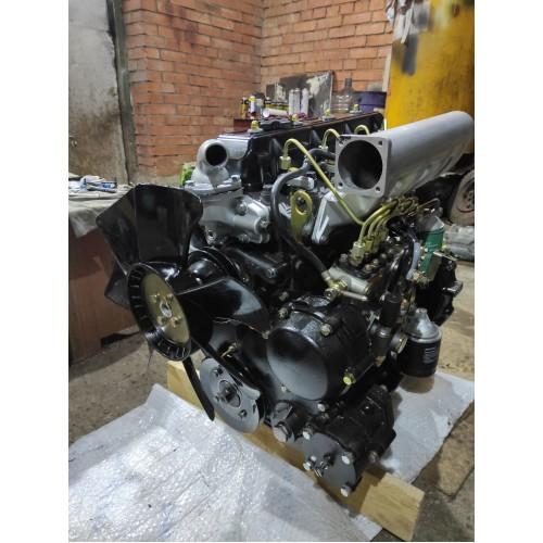 Дизельный двигатель в сборе Xinchai A490BPG (рецикл)