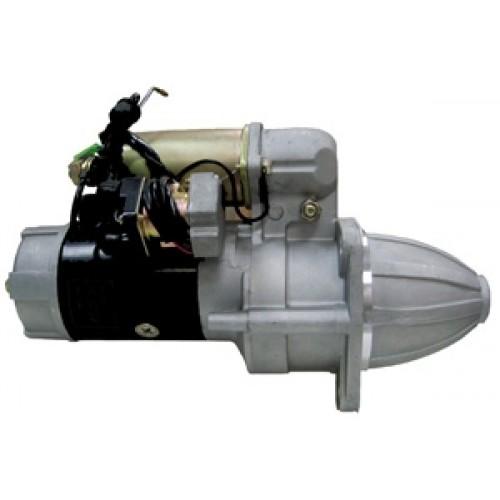 Стартер Isuzu 6BG1 (24V/4.5 KW/11 зуб) (редукторный)