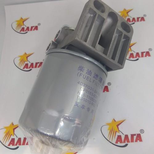 Фильтр топливный с подкачкой в сборе под FC321 нов.образец