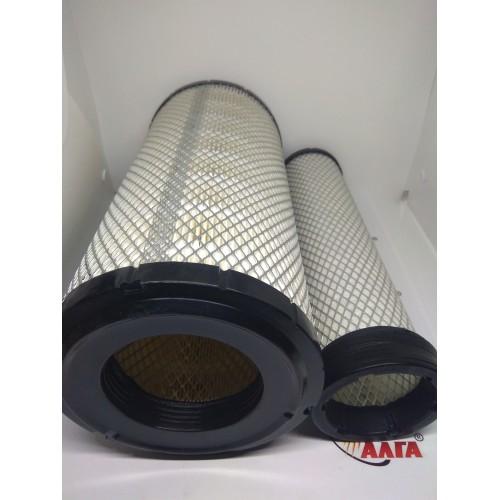 Фильтр воздушный 5-7 тонн (двойной) KW1634