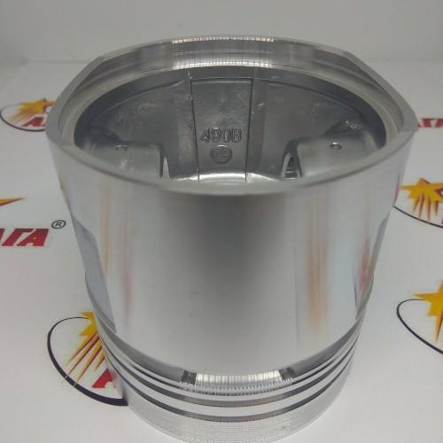 Поршень 490BPG (490B) (острая камера) под толстый распылитель 490B-04001-JG