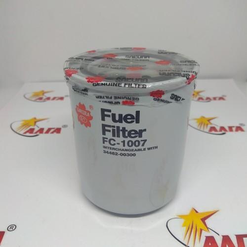 Фильтр топливный Yanmar 4TNV98T (34462-00300/fc1007)