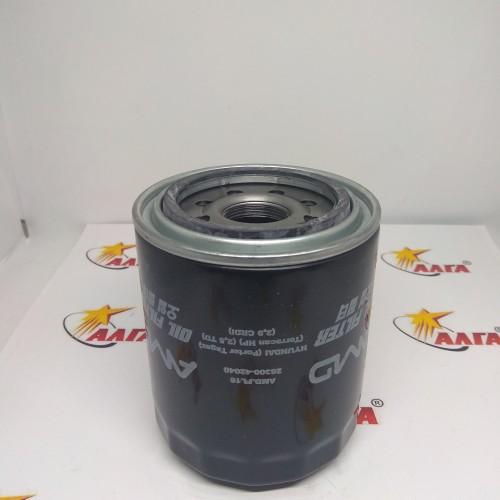 Фильтр масляный Hyundai D4BB (26300-42040)