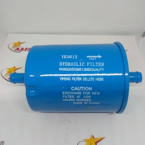 Фильтр гидравлический на Китай (металл, диам. 17) YK0812A