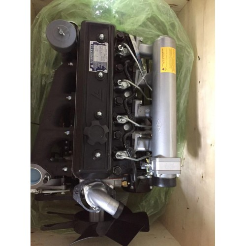 Дизельный двигатель в сборе Xinchai A490BPG