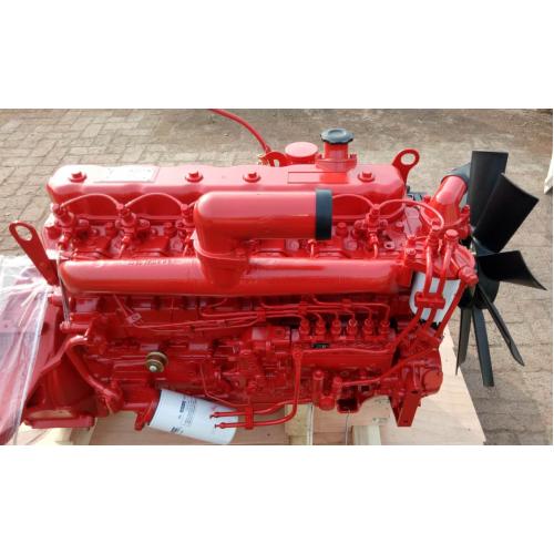 Двигатель в сборе CY6102
