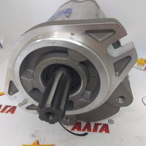 Насос гидравлический 490 Двигатель, 6 шлицов, бок.подс. (CBT-F430-AFHL)