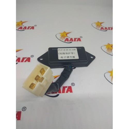 Реле зарядки аккумулятора 24V (JFT147-28B) с проводом