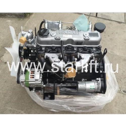 Дизельный двигатель в сборе Isuzu 4GJ2