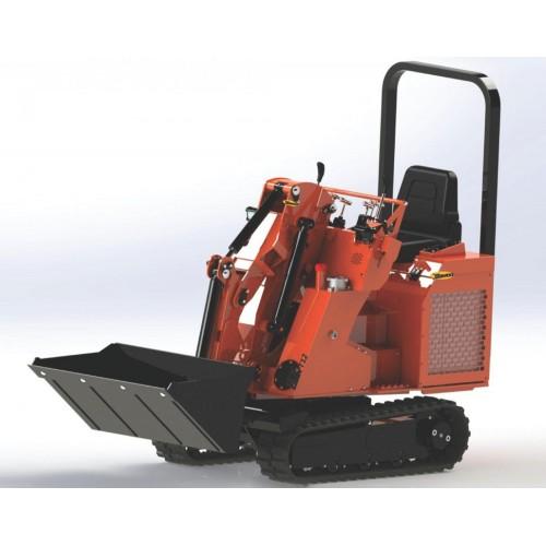 Мини-экскаватор LEX T12