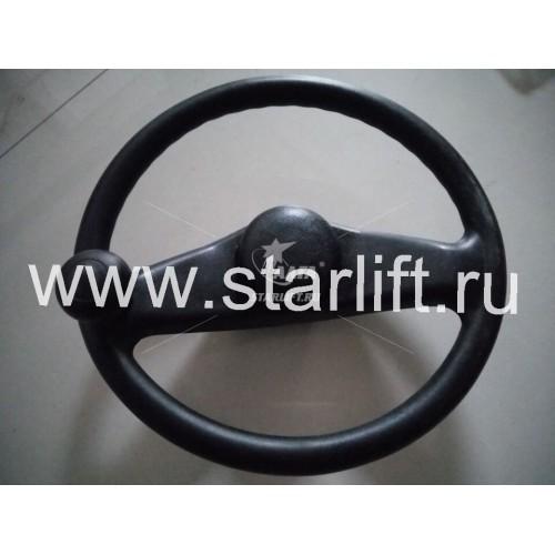 Колесо рулевое (руль)