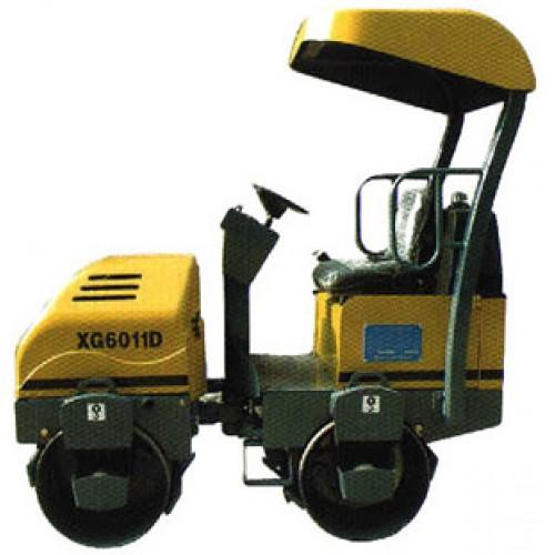 Xiagong XG6011D (асфальтный тротуарный)