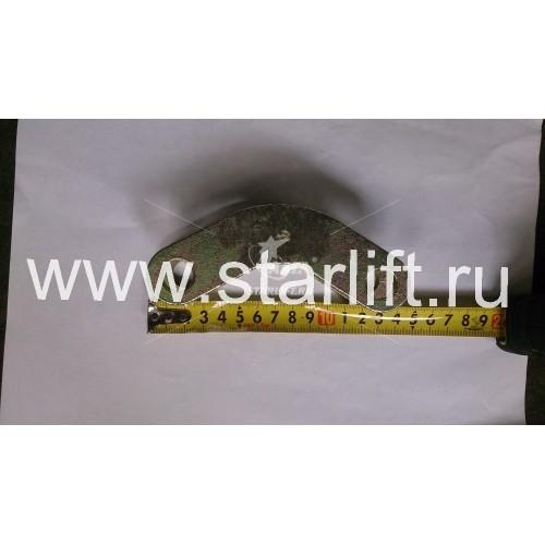 Планка Управляемого Моста 1,5т.бензин (шатун, серьга)