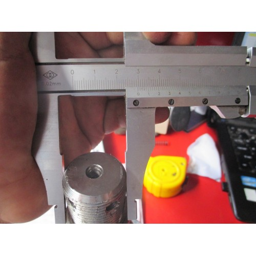 Кулак поворотный 2-2,5т. (H24C4-32181, N163-220003-001)