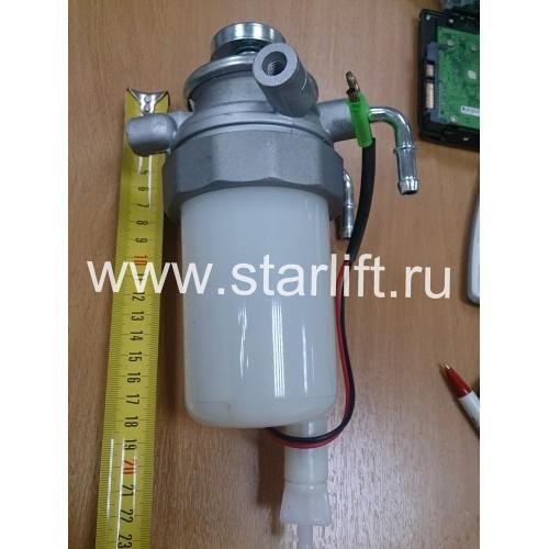 Фильтр топливный остойник