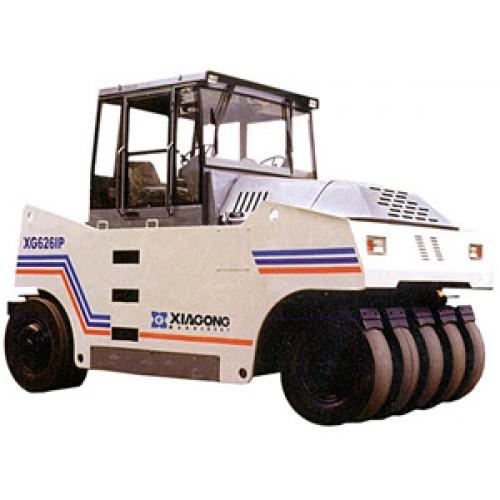 Xiagong XG6261P/6201P (асфальтные пневмошинные)