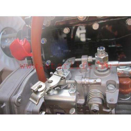 Двигатель в сборе Mitsubishi S6S